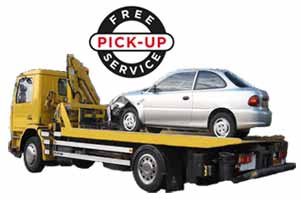 Peugeot Vehicle Removal in Woodbridge is Free